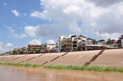 Opinião de Cambodia Phnom Penh Fotografia de Stock Royalty Free