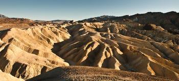 Opinião de Death Valley Imagens de Stock Royalty Free