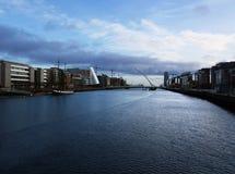 A opinião de Dublin fotografia de stock royalty free