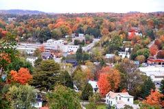 Opinião de Huntsville Fotografia de Stock