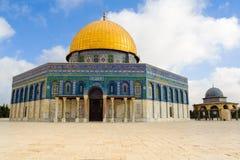 Opinião de Jerusalem Foto de Stock Royalty Free