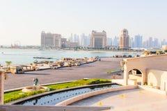 Opinião de Katara Fotos de Stock