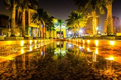 Opinião de Katara Fotografia de Stock
