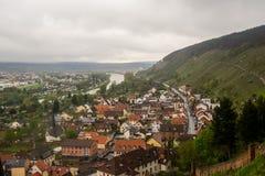 Opinião de Klingenberg Fotografia de Stock