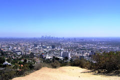 Opinião de Los Angeles Fotos de Stock