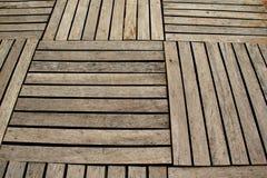 Opinião de madeira do fundo da textura Fotografia de Stock Royalty Free