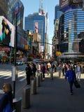 Opinião de New York Foto de Stock Royalty Free