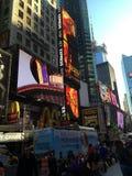 Opinião de New York Imagens de Stock