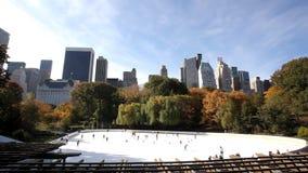 Opinião de New York da central filme