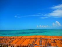 Opinião de oceano Fotos de Stock