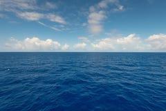 Opinião de Oceano Atlântico imagem de stock royalty free