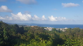 Opinião de Oceano Atlântico Fotos de Stock Royalty Free