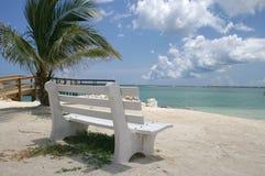 Opinião de oceano calma Imagens de Stock Royalty Free