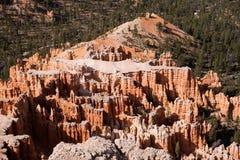 Opinião de Paria, Bryce Canyon Imagens de Stock Royalty Free
