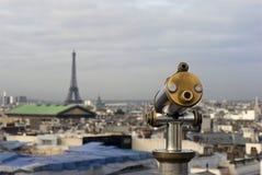 Opinião de Paris Imagem de Stock