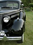 Opinião de parte anterior de Buick do vintage Imagens de Stock Royalty Free