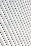 Opinião de perspectiva da fachada Fotografia de Stock