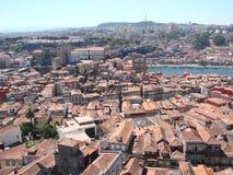 Opinião de Porto Imagem de Stock Royalty Free