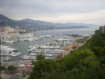 Opinião de Provence Imagens de Stock