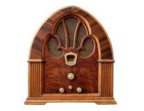 Opinião de Radio_Front do vintage Imagens de Stock Royalty Free