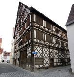 Opinião de Riedlingen Imagens de Stock Royalty Free