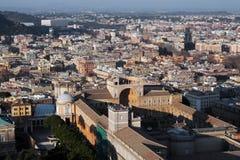 Opinião de Roma Imagens de Stock Royalty Free