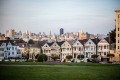 Opinião de San Francisco Fotografia de Stock