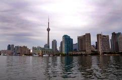 Opinião de Toronto Imagem de Stock Royalty Free