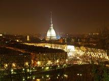 Opinião de Turin Foto de Stock