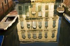 Opinião de Veneza Fotos de Stock