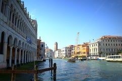 Opinião de Veneza Imagem de Stock Royalty Free