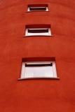 Opinião detalhada da fachada Fotografia de Stock Royalty Free