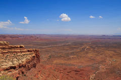 Opinião do Arizona fotografia de stock royalty free