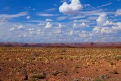 Opinião do Arizona fotografia de stock