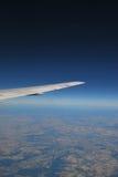 Opinião do avião Imagem de Stock
