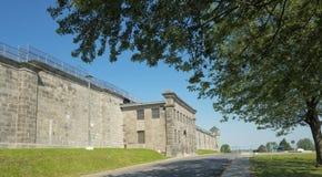 Opinião do cano principal da penitenciária Imagens de Stock