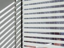 Opinião do close-up do detalhe da janela Imagens de Stock