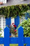 Opinião do detalhe da casa Fotos de Stock