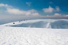 Opinião do inverno Imagens de Stock