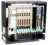 Opinião do isometrics do interruptor de telefone Imagens de Stock