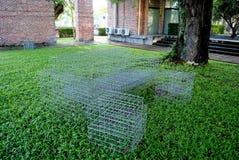 Opinião do jardim em Sentul ocidental imagens de stock royalty free