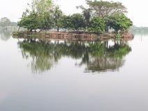 Opinião do lago Imagens de Stock