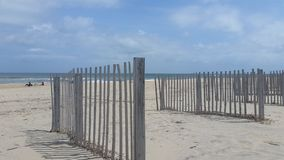 Opinião do litoral Fotografia de Stock Royalty Free