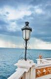 Opinião do mar Fotografia de Stock