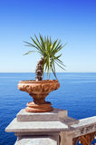 Opinião do mar Imagem de Stock Royalty Free