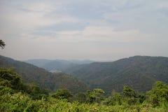Opinião do nationpark de Kaoyai Fotos de Stock Royalty Free