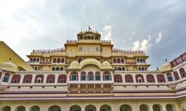 Opinião do palácio Foto de Stock