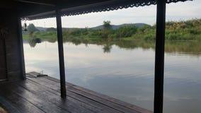 Opinião do rio Foto de Stock Royalty Free