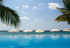 Opinião do Seascape Imagem de Stock