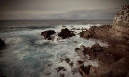 Opinião do Seascape Fotos de Stock